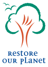Restore Our Planet logo